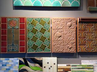 Rookwood Tile