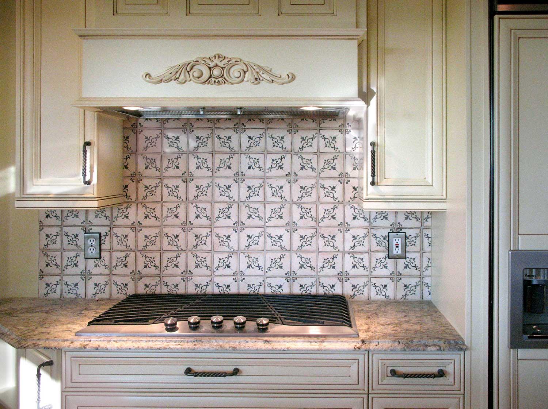 - Tabarka-backsplash-kitchen — Norberry Tile