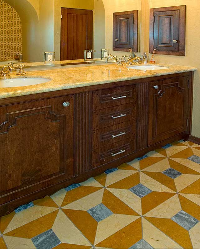 Seattle newravenna marble historical custom